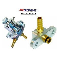 Sytec SAR Regulador de presión combustible PLATA + adaptador inyección - Galant