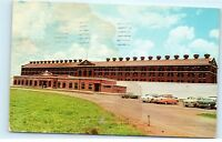Kilby Prison Montgomery Alabama 1960s 1965 Old Cars Vintage Postcard B52