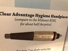 Dental Hygiene Handpiece Jp Clear Advantage Compare To Midwest Rdh 1 Yr Warranty
