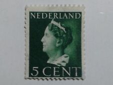 2 x NETHERLAND STAMPS - 5 CENT - 7.5 CENT