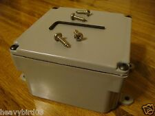 #142  LOCKING MODIFIED MARINE OUTLET BOX HIDDEN DIVERSION SECRET SAFE, CAN