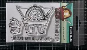 New Penny Black RUBBER STAMP clear ....  ALWAYS LOVE! SET Free USA ship