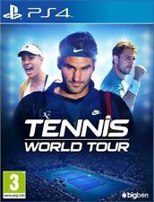 Tennis World Tour - PS4 📥