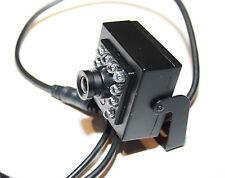 3.6mm Migliorato Sony Effio-e 700 TVL IR Giorno/Notturne Mini Videocamera