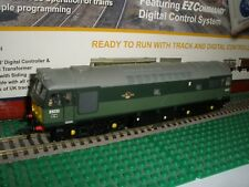 BACHMANN 30045 DCC FITTED  BR GREEN CLASS 25 DIESEL TYPE 2 LOCOMOTIVE D5233