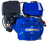 18 HP Recoil Start Go Kart Log Splitter Gas Power Motor DuroMax XP18HP NEW