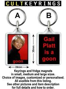 Gail Platt keyring / fridge magnet - Coronation Street