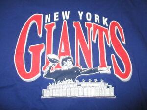 NFL Nike Label - NEW YORK FOOTBALL GIANTS (2XL) T-Shirt
