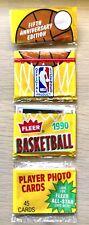 1990-91 FLEER BASKETBALL RACK PACK - 45 Card Pack! 30 Yrs OLD Find Jordan, Magic