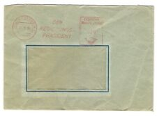 Germany 1961 meter cover - Hildesheim - charity sale