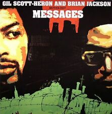 Gil Scott-Heron & Brian Jackson - Anthology (Messages) NEW SEALED 2 LP set