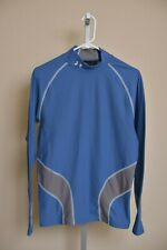 Under Armour Cold Gear Base Layer Compression Blue Long Sleeve Shirt Men's Xl