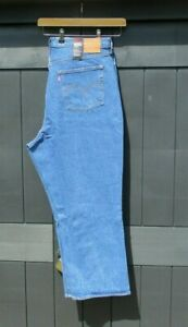 "Ladies Levi Ribcage Straight Ankle Jeans (plus) Size 20 40"" Waist, 27"" Leg BNWTs"