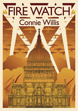 Signed by Connie Willis, FIRE WATCH, WSFA Press, Limited, New, OOP