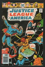 JUSTICE LEAGUE OF AMERICA #133, DC Comics, 1976, VF CONDITION COPY, DESPERO!