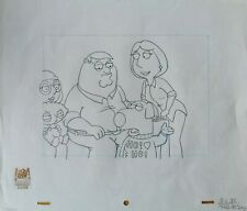 FAMILY GUY TV Show Original Animation Art Cel Production Drawing Stewie Brian