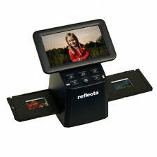 reflecta x33-Scan Dia- und Filmscanner - Schwarz