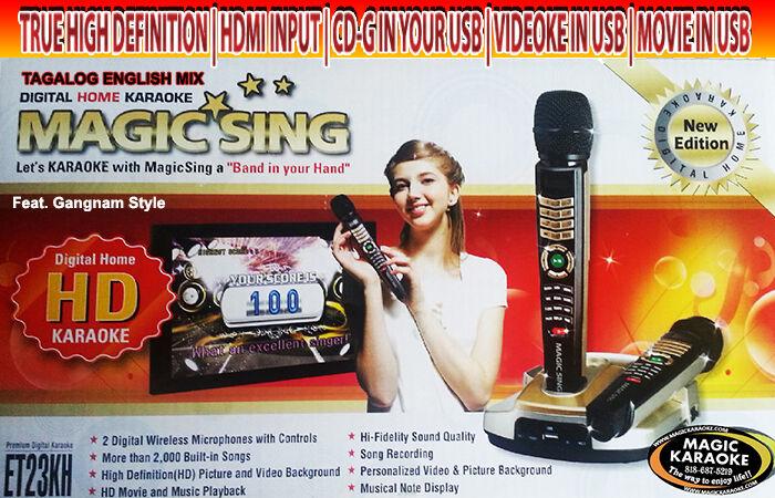 Magic Sing Karaoke Outlet Store