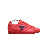 Louis Vuitton Luxembourg Trainers In Red RRP £740 *SOLD OUT WORLDWIDE🌍*