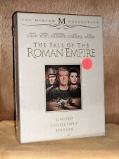 The Fall of the Roman Empire (DVD, 2008, 3-Disc, Limited Collectors Edition) NEW