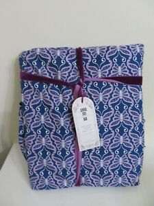 Pottery Barn Teen Anna Sui Butterfly Amour Sheet Set Twin XL New