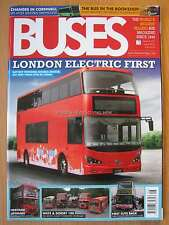 Buses August 2015 Routemaster Wilts & Dorset 100 BYD Electric Western Greyhound