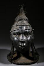 Art africain Tête de reine d'Ifé