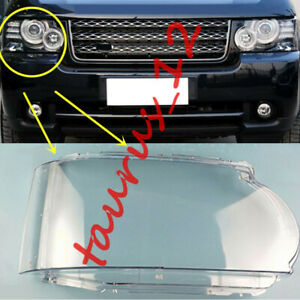1*Right Headlight Trim Sealing Cover+Glue For Land Rover Range Rover 2010-2012-j