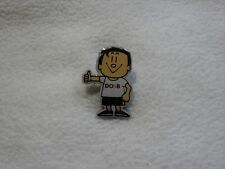 2018 PyeongChang - NOC Germany Olympic Committee DOSB - mascot pin