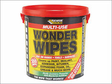 Everbuild Giantwipe Giant Wonder Wipes