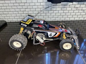 Traxxas The Cat - Vintage RC Car Buggy