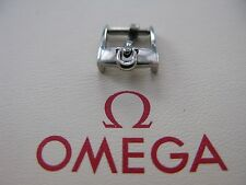 NOS Omega Vintage 8mm Stainless Steel Buckle - Very Rare & Highly Collectable