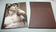 Folio Society Michelangelo Buonarrati  Howard  Hibbard   in Case