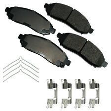 Disc Brake Pad Set fits 2009-2012 Suzuki Equator  AKEBONO