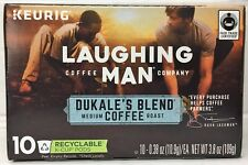 Laughing Man Dukale's Blend Coffee Keurig Hot K Cup Cups