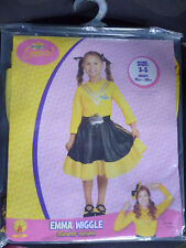 The Wiggles Emma Wiggle Deluxe Costume Size 3-5