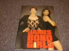 The James Bond Girls by Graham Rye (1989, Paperback) UK issue Licence to KIll