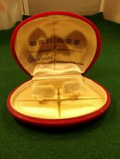 "EXCELLENT VINTAGE MENS BENRUS WRISTWATCH BOX ""OFFICIAL WATCH OF FAMOUS AIRLINES"""