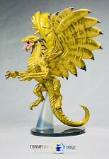 Pathfinder Battles Ruins of Lastwall ~ Large Gold Dragon #26 Uncommon