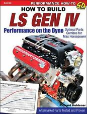 How to Build LS Gen IV Performance on the Dyno Book~Optimal Parts~STROKERS~NEW