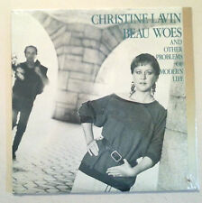 Christine Lavin (Sealed LP PH-1107) Beau Woes And Other Problems Of Modern Life