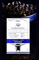 [Elensilia] lntra-Cell Escargot Caviar Repairing Mask 25ml*10ea