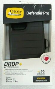 OtterBox Defender Pro Series for Apple iPhone 12 & iPhone 12 Pro