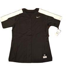 Nike Women's Gray/White Softball Jersey Sz. Medium NEW 881248-061