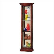 Ordinaire Howard Miller Gregory Traditional Display Curio Cabinet