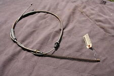 NOS 1976 FORD TRUCK PARKING BRAKE CABLE D6TZ-2A635-A