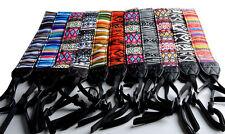 Colorful Cloth Folk style Camera Shoulder Neck Strap Belt Grip For Nikon Canon