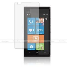 Top qualité Clair LCD Screen Protector Display Guard Film pour Nokia Lumia 900