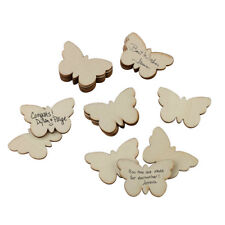 Set of 49 Guest Signing Butterflies Guest Book Alternative Wedding Guestbook