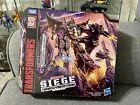 Hasbro Transformers War Cybertron Siege Skywarp Phantomstrike Squadron WFC-S27